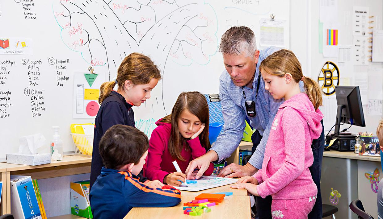 Listowel070-teacher-with-students